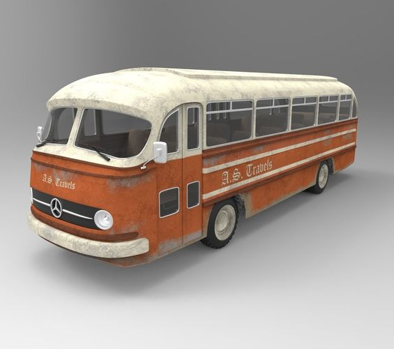old bus